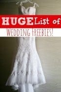 Free Wedding Samples – *HUGE* List of Free Samples for Weddings
