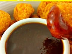 Simple Homemade BBQ Sauce Recipe