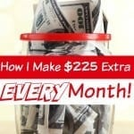 How I Add $225 (or More!) Extra Income EVERY Month!