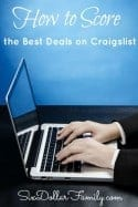 How to Score the Best Deals on Craigslist