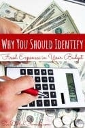 Why You Should Identify Fixed Expenses in Your Budget
