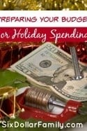 Preparing Your Budget for Holiday Spending