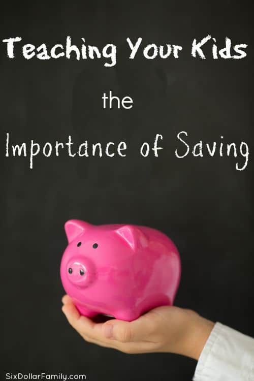One of the biggest financial lessons we as parents can teach our children is how important saving money is. In this post, I tell you why you should and how to make the lesson as kid friendly as possible.