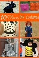 10 Clever DIY Costumes