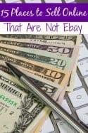 15 Places to Sell Online That Are Not Ebay