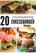20 Mouthwatering Cheeseburger Recipes
