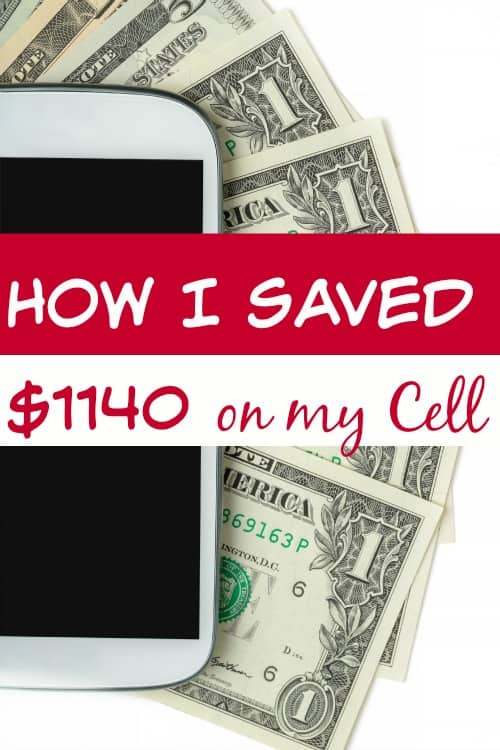 "Ever been tired of spending so much for your phone? I was! Spending over $1300 per year just wasn't high on my ""want to do"" list so I did something about it! Worth it? Totally! I am saving $1140 per year!"
