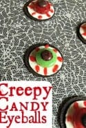 Creepy Candy Eyeballs