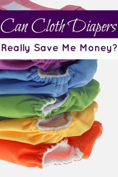 Raising babies is expensive! Can using cloth diapers really save you money over disposable diapers? I'm going to answer that question for you!
