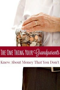 Your grandparents were smart about money, but why? It's all because of this 1 thing that they knew about money (that you don't). Not knowing is making you broke.