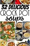 32 Delicious Crock Pot Soup Recipes