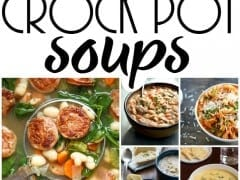32 Delicious Crock Pot Soup Recipes