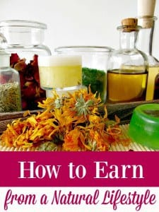 """How to Make Extra Income from a Natural Lifestyle or Homestead - Finding ways to make extra money isn't always easy...especially if you life a simple life or the life of a homesteader. It may be right at your fingertips though and you're just not seeing it! This is one post that ANYONE who makes things at home, grows things or just generally lives a bit """"crunchy"""" needs to read!"""