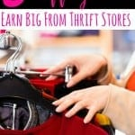 8 Ways to Earn Big From Thrift Stores