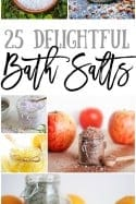 25 Delightful Bath Salt Recipes