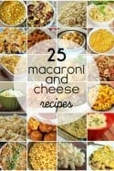 25 Macaroni and Cheese Recipes