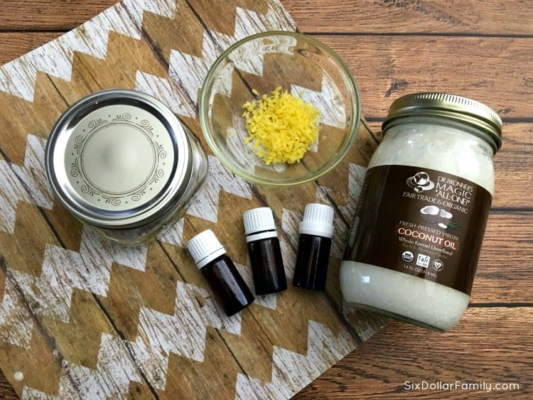 homemade-muscle-pain-relief-cream-ingredients