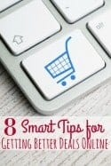 8 Smart Tips for Getting Better Deals Online