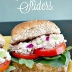 Inexpensive Family Meals – Easy Tuna Salad Sliders Recipe