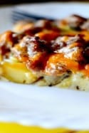 Leftover Potatoes Have Never Tasted So Good! This Baked Potato Breakfast Bake Recipe is Amazing!