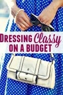 Save on Clothes – How to Save Money on Clothes (or Dressing Classy on a Budget)
