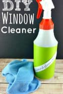 DIY Window Cleaner – All Natural Homemade Cleaning Supplies