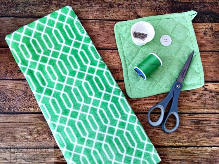 easy-diy-kitchen-towel-supplies
