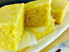 Homemade Cornbread Recipe {Jiffy Cornbread Copycat}