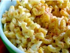 Simple Macaroni Salad Recipe { Picnic Recipe }