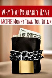 Is your paycheck really as small as you think it is? Probably Not. Let me show you why you probably have MORE money than you realize!