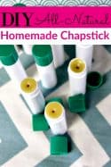 DIY Beauty Products – DIY Chapstick {Vanilla Latte Flavor}