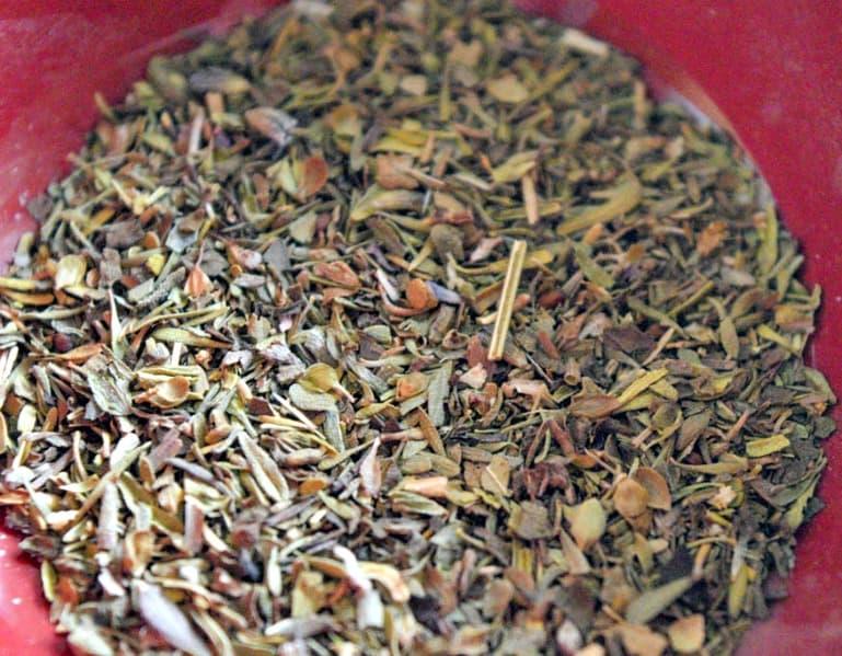 Homemade Herb de Provence Recipe