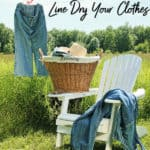 Your dryer costs so much money to run! Let me show you why you should line dry your clothes. You'll save money on laundry like never before!