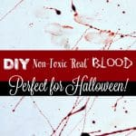 DIY Halloween Costumes – Homemade Halloween Blood