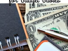 Family Budget – 31 Budget Tips for Budget Babies