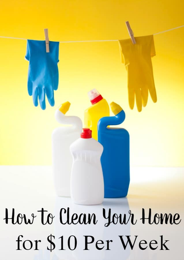 You're spending too much money cleaning. Let me show you why.