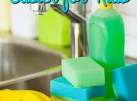 5 Ways to Make Chores Easier for Your Kids