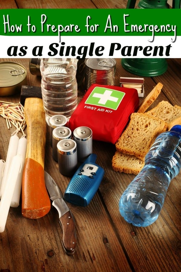 Being a single parent is hard enough without worrying about an emergency. These emergency preparation tips for single parents are a great place to get started preparing for the unthinkable!