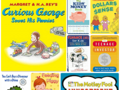 40 Books That Teach Kids About Money