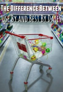 Confused by the new food expiration dates? Don't be! Learn how to tell the difference between use by date and best by dates!