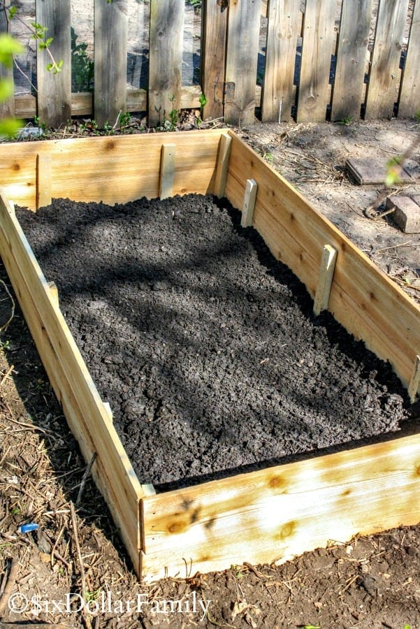 How To Build Diy Raised Bed Garden Beds On A Budget