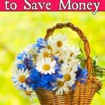 Ways to Save Money – 23 Ways to Live Simply to Save Money