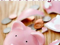 Personal Budget Tips – How to Create a Crisis Budget