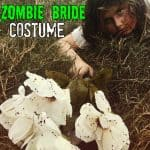 DIY Halloween Costume – Homemade Zombie Costume (DIY Zombie Bride Costume)
