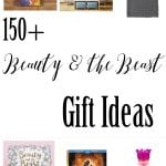 Holiday Gift Guide – 150+ Beauty and the Beast Gift Ideas