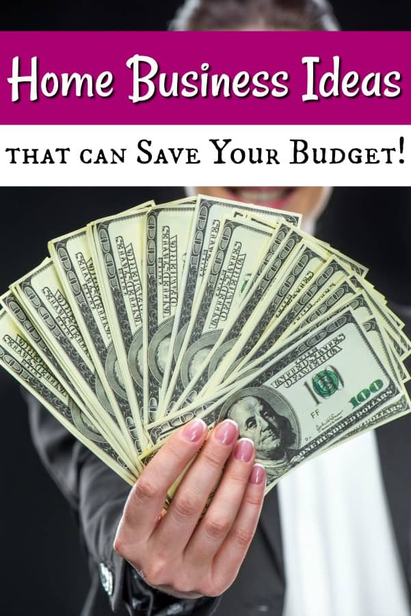Tired of living paycheck to paycheck? These home business ideas are just the ticket to fixing your personal budget! No MLM! Only real, legitimate home business ideas!