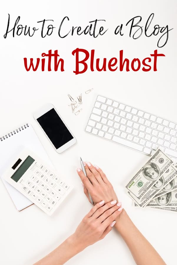 How to Make Money Blogging - How to Start a Blog on Bluehost