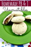 Homemade Uncrustables Recipe