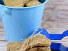 Homemade Dog Treats – Homemade Chicken & Parsley Dog Treats