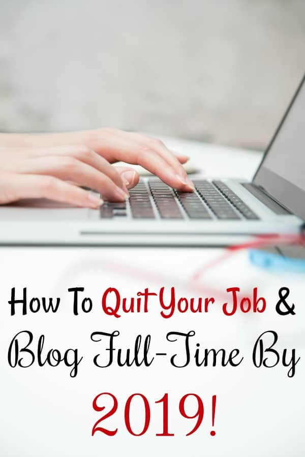 Ready to leave the hectic and stressful rat race behind for a better way? Learn how to start a blog so you can work from home! With these tips, you will learn how to create your blog, how to make money blogging and more! You can even be blogging full-time and quitting your job by 2019!
